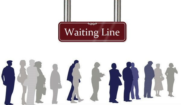 waiting line essay